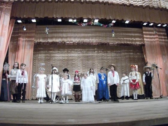 Недільна школа храму муч. Димитрія УПЦ