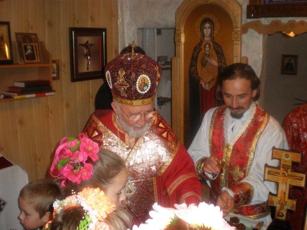 Владика Михаїл Вівчар
